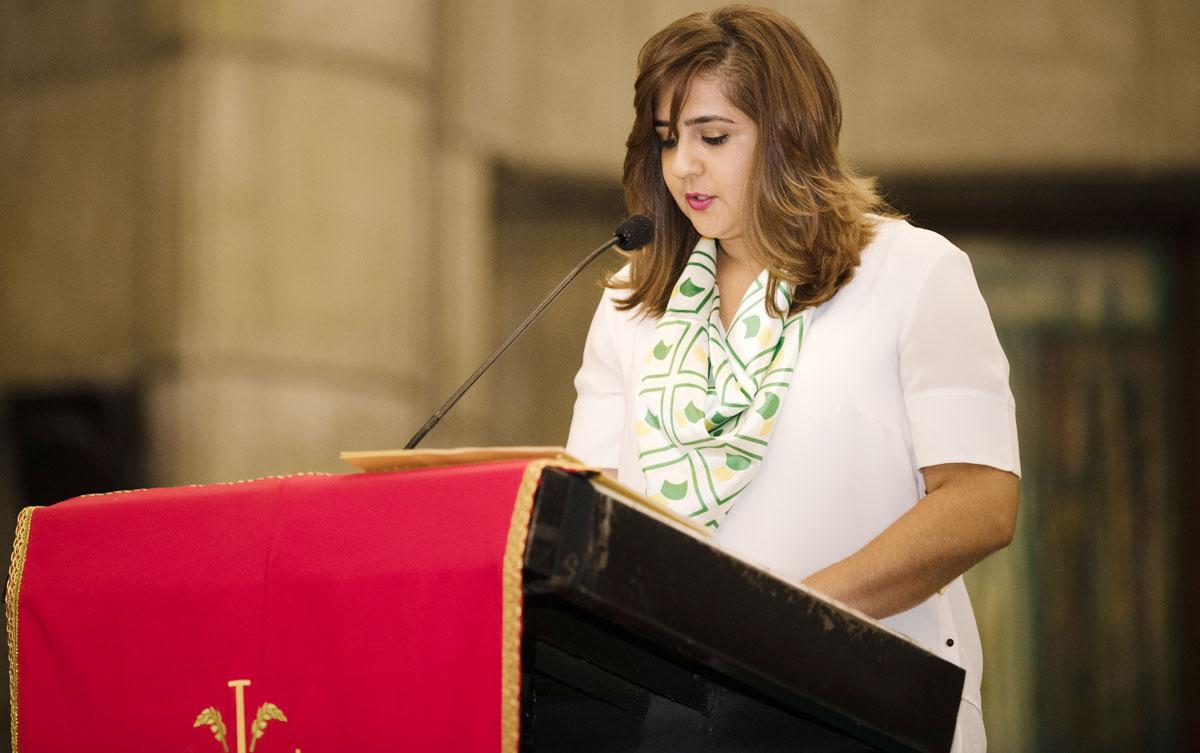 Irlonca Tavárez, Vicepresidenta de Negocios