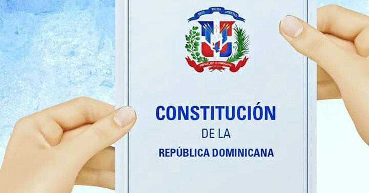 La Constitución Dominicana: ¿Un papel de juguete?