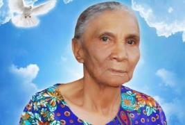 Muere abuela del periodista Vladimir Paula